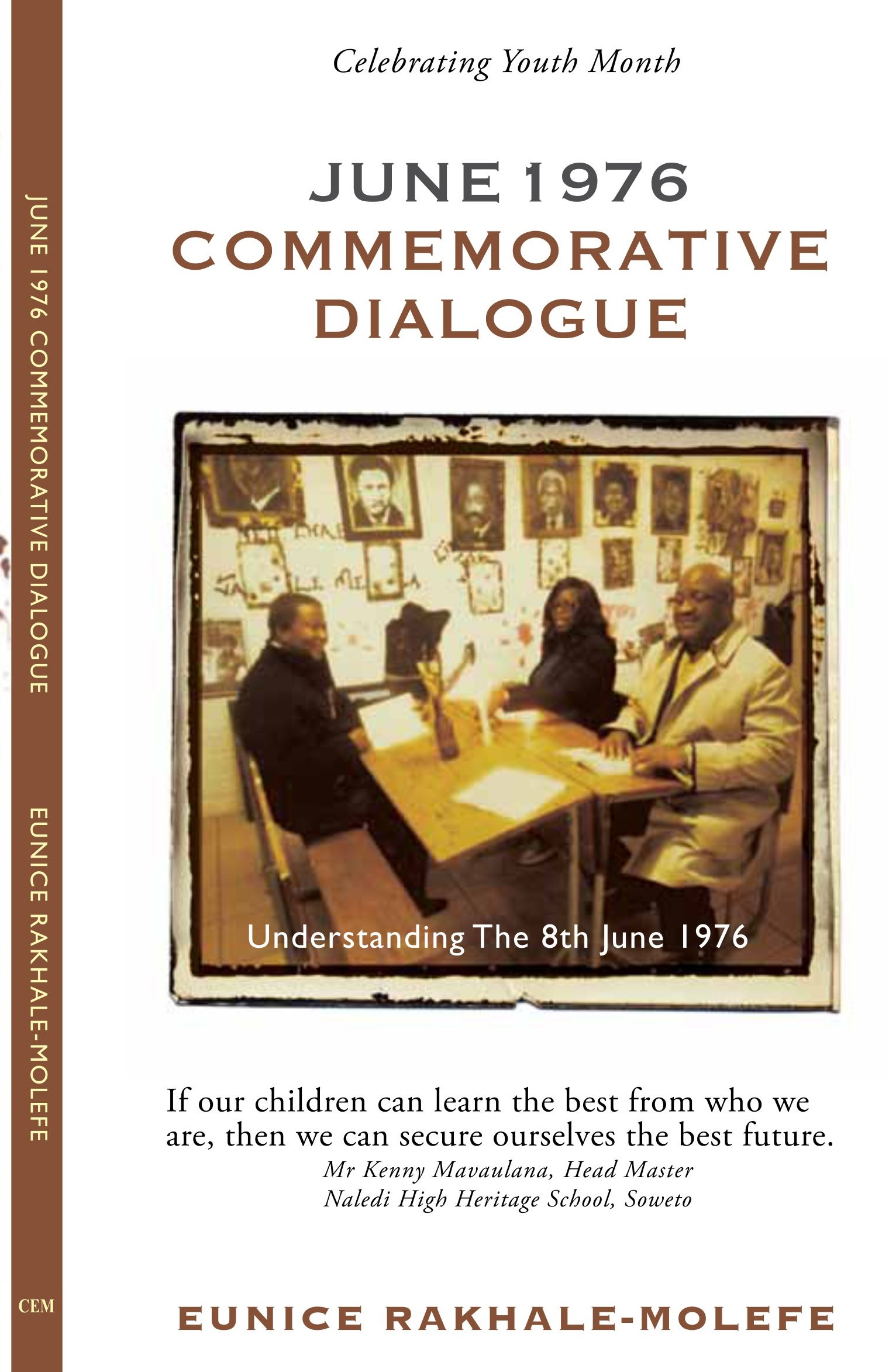 june 1976 commemorative dialogue